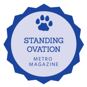 Standing Ovation by Metro Magazine