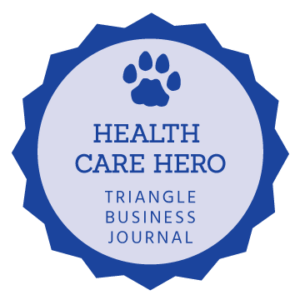 Health Care Hero by Triangle Business Journal