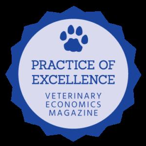 Practice of Excellence by Veterinary Economics Magazine