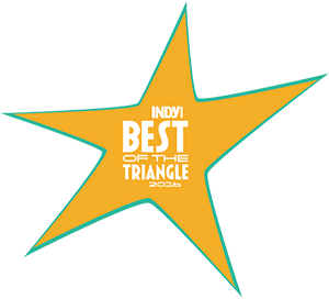 best of the triangle star
