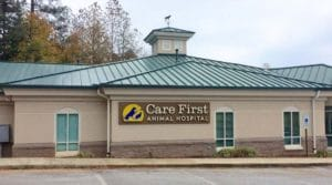 Care First Animal Hospital in Cary, NC at Tryon